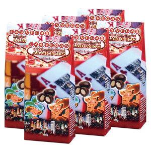 [送料無料] アメリカお土産 ? ラスベガス アーモンドチョコレート 6箱セット【192058】