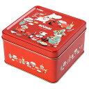 [5400円以上で送料無料] ムーミンビスケット レッド缶 ラズベリー【880162】