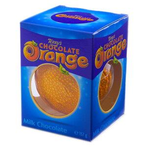 テリーズ チョコレート オレンジ ミルク 157g【880408】[5400円以上で送料無料]