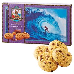 [5400円以上で送料無料] ハワイお土産 | ハワイノースショア マカデミアナッツチョコチップクッキー【193040】