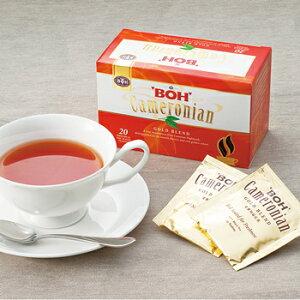マレーシア | ボーティー(BOH TEA)キャメロン 紅茶 ティーバッグ 6箱セット【206085】[5400円以上で送料無料]