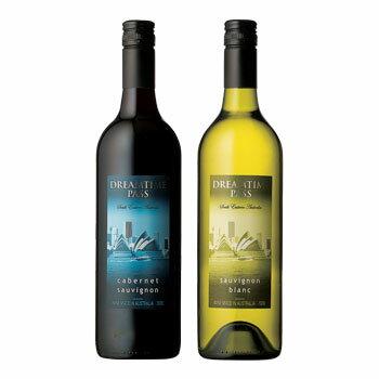 [送料無料]オーストラリアお土産 | オペラハウス 赤ワイン&白ワイン 各3本セット【R85005】
