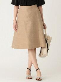 【SALE/42%OFF】ラスティックジャガードスカート TO BE CHIC トゥー ビー シック スカート ロングスカート ベージュ ブラック【RBA_E】【送料無料】[Rakuten Fashion]