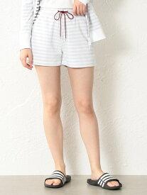 [Rakuten Fashion]【SALE/55%OFF】【LOVELESS】WOMENリゾートパイルショートパンツ LOVELESS ラブレス パンツ/ジーンズ ショートパンツ ホワイト グレー ネイビー【RBA_E】【送料無料】