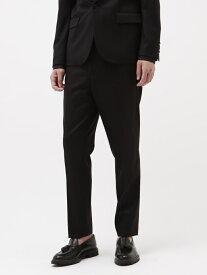 [Rakuten Fashion]【SALE/43%OFF】タキシードトラウザーズパンツ LOVELESS ラブレス パンツ/ジーンズ スラックス/ドレスパンツ ブラック【RBA_E】【送料無料】