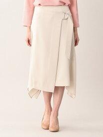 【SALE/47%OFF】セラテリー スカート AMACA アマカ スカート ロングスカート ベージュ ネイビー【RBA_E】【送料無料】[Rakuten Fashion]