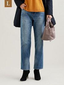 [Rakuten Fashion]【L】10ozソフトウォームデニムパンツ TRANS WORK(大きいサイズ) サンヨー エルサイズ パンツ/ジーンズ パンツその他 ネイビー【送料無料】