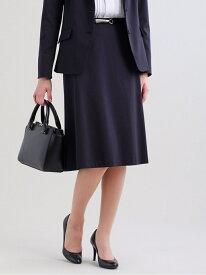 【SALE/41%OFF】【セットアップ対応】【XSサイズ~】【美Skirt】トリアセルクスセミフレアースカート TRANS WORK トランスワーク スカート ロングスカート ネイビー グレー【RBA_E】【送料無料】[Rakuten Fashion]