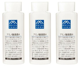 [180ml×3個] M-mark アミノ酸浸透水