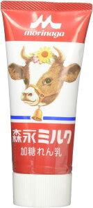 森永ミルク チューブ入り 6本 送料無料 練乳