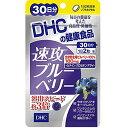 DHC 速攻ブルーベリー30日分 サプリメント 送料無料