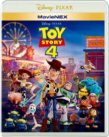 トイ・ストーリー4 MovieNEX ブルーレイ+DVDセット [Blu-ray] トイストーリーdvd デジタルコピー(スマホで本編視聴) toy story 送料無料
