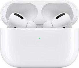 【保障未開始】AirPods pro MWP22J/Aエアポッズプロ 日本正規品 Bluetooth対応ワイヤレスイヤホン Apple アップル純正 ワイヤレスイヤホン ノイズキャンセリング iPhone ペアリングBluetooth 白 ホワイト イヤホン