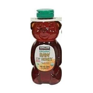 コストコ オーガニック KIRKLAND カークランド Organic Raw Honey オーガニック ローハニー680g 有機 生ハチミツ(生はちみつ)1本セット