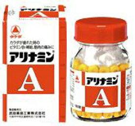 【合算3150円で送料無料】【第3類医薬品】アリナミンA 60錠