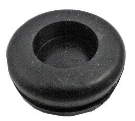 グロメット・配線孔キャップゴム<黒・ケース穴φ20mm>6個<2zi-075>