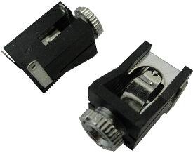 ケース側オーディオモノラル メス φ3.5mm外径 1個入<con-1108>