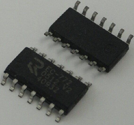 シリアル通信IC<EC772 V2 台湾製>2個<icd-071>