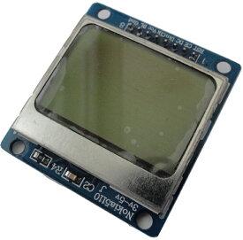 <Arduino・Raspberry Pi用LCM><Nokia 5110 LCD 84×48>1個<led-184>