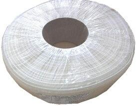 収縮前の円の直径φ50mm 透明(実測約φ53.4mm)熱収縮チューブ 透明 長さ約25m <suc-325>