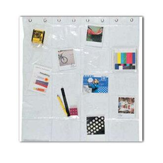 P11Sep16 2 透明交易 20 牆口袋 20 口袋兩個包簡單字母 20 資料夾中組織舉辦了 CD 夾克卡照片 20 口袋裡存儲