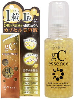 "The essence of ""beautiful veil gC essence' 50 ml up to now no new birth! Delivers your skin fresh, grain contains the ingredients to push the pump so burst! 02P07Nov15"