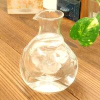 冷酒用ポケットカラフェ小ガラス/シンプル