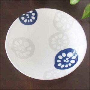 和の器 和食器 れんこん パスタ&カレー カレー皿 カレーボールボール モダン サラダ 大皿 美濃焼 日本製 食器 おしゃれ お取り寄せ