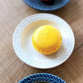 波佐見焼 有田焼 小皿 ローズマリー アイボリー 9.5cm 豆皿 おしゃれ モダン 和食器