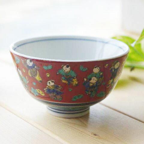 九谷焼 青郊窯 古九谷色絵木米 ご飯茶碗 ごはん 飯碗 和食器 日本製 食器 おしゃれ お取り寄せ商品