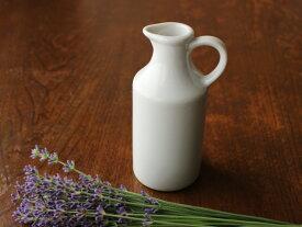 【アウトレット】白い陶器のミルクピッチャー160cc