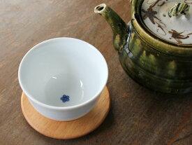 藍小花煎茶(柄違いあり)
