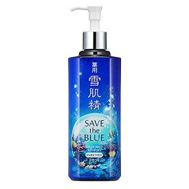 【送料無料】薬用 雪肌精 化粧水 500ml エンリッチ 2019年 SAVE THE BLUE 限定 [コーセー KOSE スキンケア リミテッド しっとりタイプ]