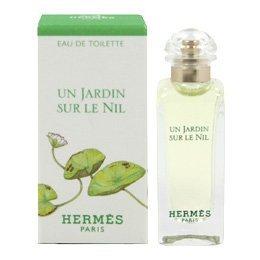 【ゆうメール便 送料無料】HERMES エルメス ナイルの庭 EDT 7.5ml [HERMES 香水 UN JARDIN SUR LE NIL フレグランス]