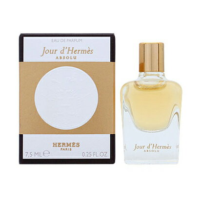【ゆうメール便 送料無料】HERMES エルメス ジュール ドゥ エルメス アブソリュ EDP 7.5ml [HERMES 香水 Jour d'Herme`s ABSOLU フレグランス]