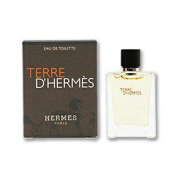 【メール便 送料無料】HERMES エルメス テール ドゥ エルメス EDT 5ml [HERMES 香水 TERRD D'HERME`S フレグランス]