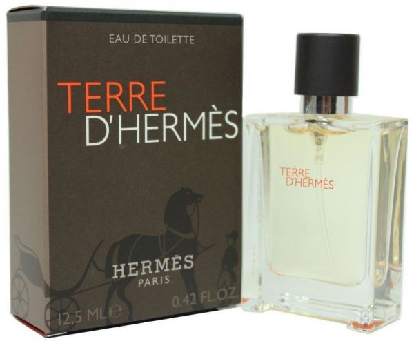 【メール便 送料無料】HERMES エルメス テール ドゥ エルメス EDT SP 12.5ml [HERMES 香水 TERRD D'HERME`S フレグランス]
