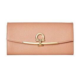 【取り寄せ商品】[海外輸入] [送料無料] Salvatore Ferragamo IconaコンチネンタルレディースロングシェイプウォレットSalvatore Ferragamo Icona Continental Women's Long Shaped Wallet