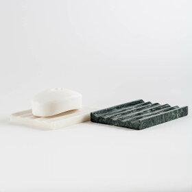 [b2cストーン/大理石トレー]石鹸置き石けん置きせっけん置きソープトレーソープディッシュ水切り石鹸皿石鹸ホルダー石鹸ケース洗面用品バス用品洗面所