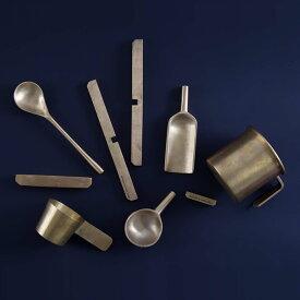 シンプルで小ぶりな真鍮製のマグカップ [b2c ブラス/真鍮 マグ]#SL_TB