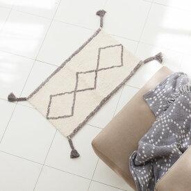 ラグ ラグマット [b2c ハーフラグ ダイヤ] 絨毯#SALE_IF