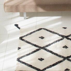 ラグ ラグマット [b2c ラグ-L チェック ] 絨毯 # SALE_IF