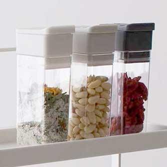 スパイスボトル 調味料入れ [b2c スパイスボトル-1ホール&6ホール] キッチン サラサデザインストア