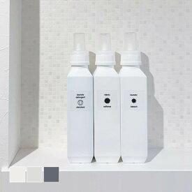 洗濯洗剤 柔軟剤 詰め替えボトル [b2c ランドリーボトル L 1000ml] ラベル・シール別売#SL_LA