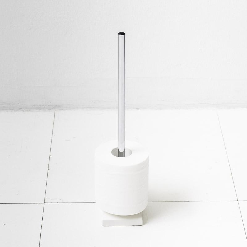 トイレットペーパー ホルダー トイレットペーパー 収納 セラミック ペーパー ホルダー [b2c セラミック/トイレットペーパースタンド(S)]