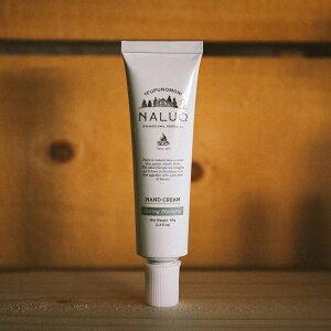 国産原料の石油系界面活性剤や環境ホルモンの疑いがあるものは不使用のオーガニック処方 [〈NALUQ ナルーク フプの森〉 ハンドクリーム]#SALE_BT