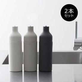 キッチン 洗剤 詰め替えボトル ディスペンサー [セット販売●b2c スクィーズボトル 【2本入り】] 食器用洗剤 ソープディスペンサー #SALE_BO