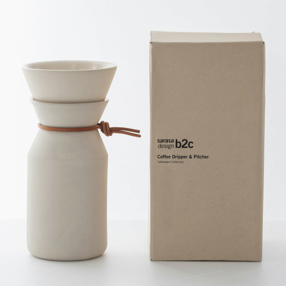コーヒーメーカー コーヒーポット コーヒーサーバー ドリップ コーヒー ドリップポット[b2cドリッパー&ピッチャー ]