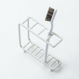 [b2c バスワイヤー 歯ブラシスタンド] 歯ブラシホルダー 歯ブラシ立て#SALE_BT