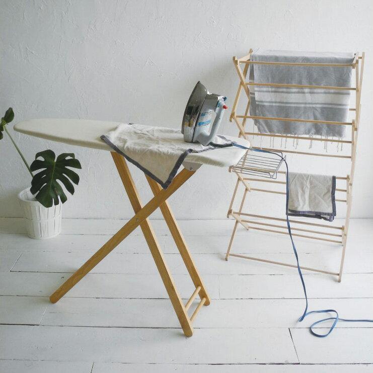 タオルハンガー 物干しスタンド 室内掛け ハンガー [ビエルタ/BIERTA クロスドライヤー] タオル掛け バスタオル掛け 洗面所
